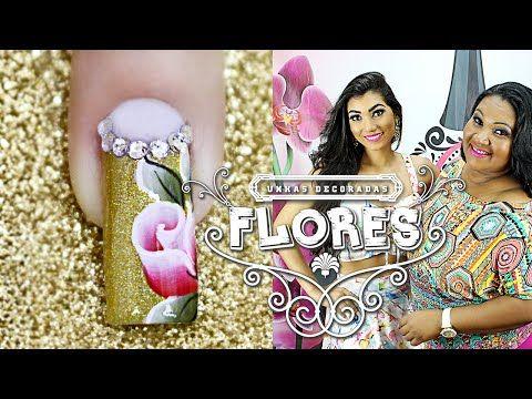 5 Flores em Carga Dupla para Aprender de Vez | Cola na Villar - YouTube