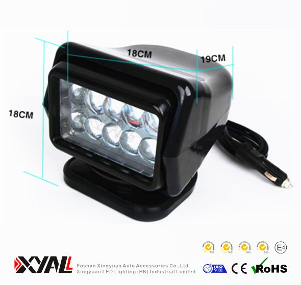 "2017 new series 7"" inch 50w Super Bright ATV SUV Jeep 4x4 offroad trucks auto led working lights"