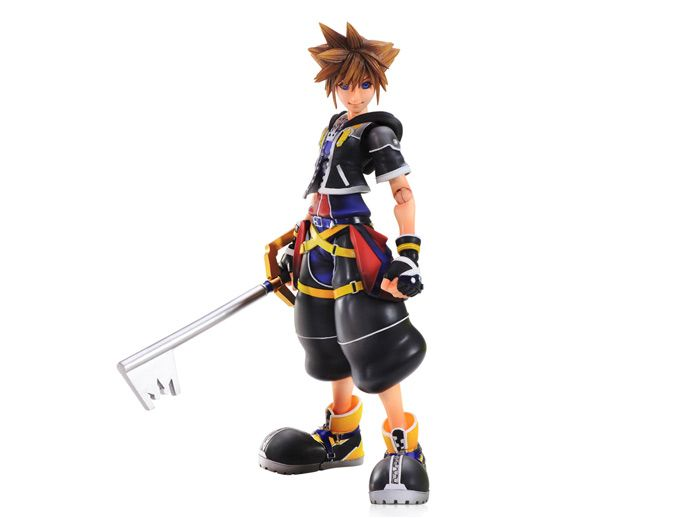 Sora (Play Arts Kai Action Figure) | Kingdom Hearts | OtakuStore.gr
