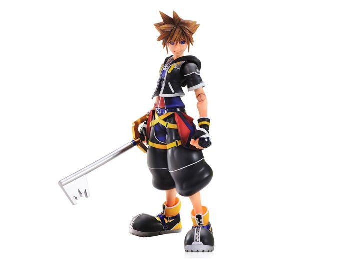 Sora (Play Arts Kai Action Figure)   Kingdom Hearts   OtakuStore.gr