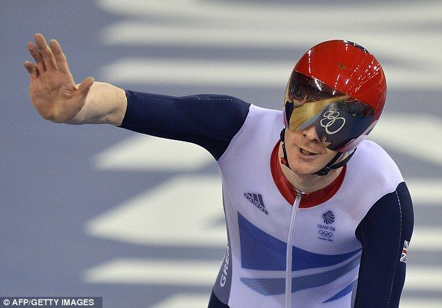 Medal won: Ed Clancy did enough to secure bronze | Omnium