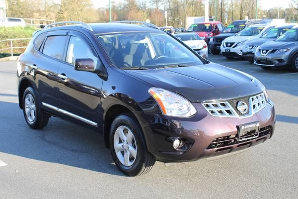 2013 Nissan Rogue S AWD special edition moonroof