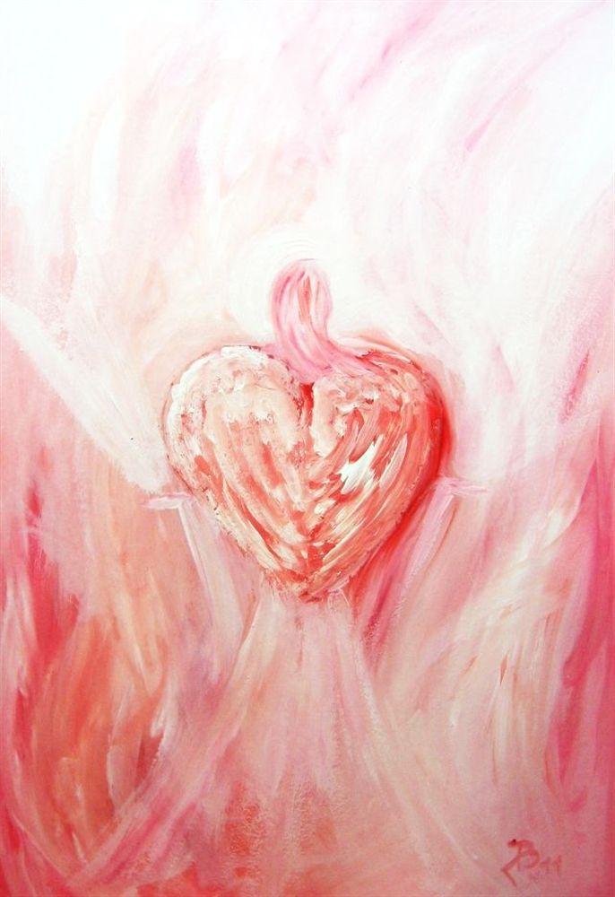 """Jsou mezi námi tací, kteří jsou obdarováni andělským srdcem… Mít andělské srdce je však možné, stačí jen jít tou """"pravou"""" cestou…"""