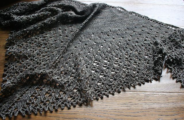 Ravelry: d'Antigny pattern by K.M. Bedigan