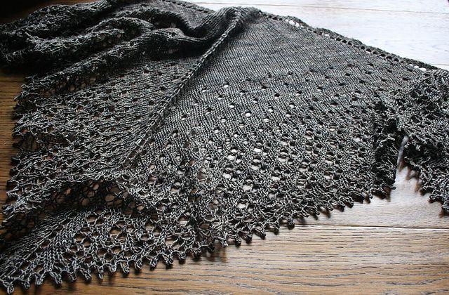 Ravelry: d'Antigny pattern by K.M. Bedigan