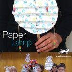 Paper+Lamb and more on Krokotak.com