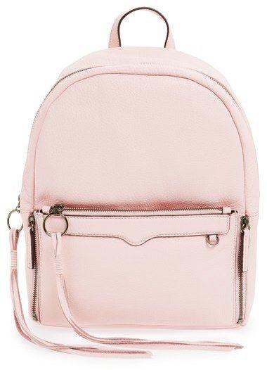 Rebecca Minkoff 'Lola' Backpack with Detachable Crossbody