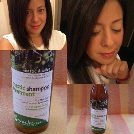 Mastic Shampoo Trattamento per la caduta dei capelli #shampoo #review - bellashoot.com