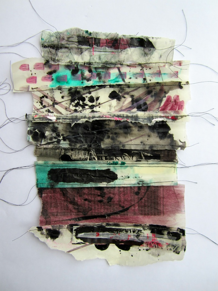 sewing paper from http://miss-stitch-therapy.blogspot