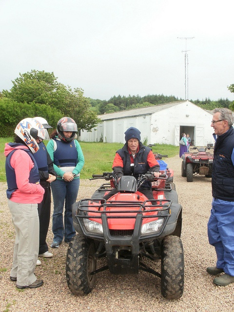 Quadbiking at Outdoor Activity Centre  Thank you ExecSpace! for sharing via Flickr