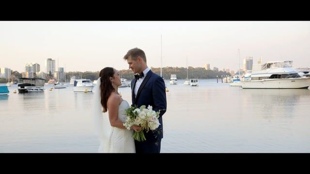 Kirsty & Shaun got married at Matilda Bay, Perth WA. We've filmed a number of gorgeous Wedding Venues across WA. From garden photo shoots, intimate 'I Do's' to lavish celebrations, these are some of our favourites. www.whiteboxstudio.com.au