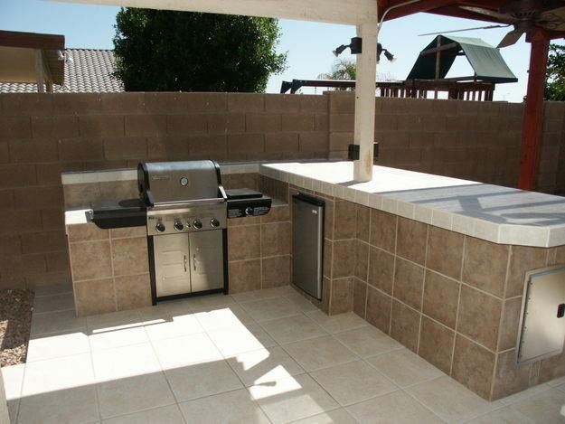 45 Best Images About Outdoor Kitchen Ideas On Pinterest