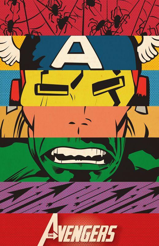 Avengers Black Widow Captain America Iron Man Thor Hulk Hawkeye