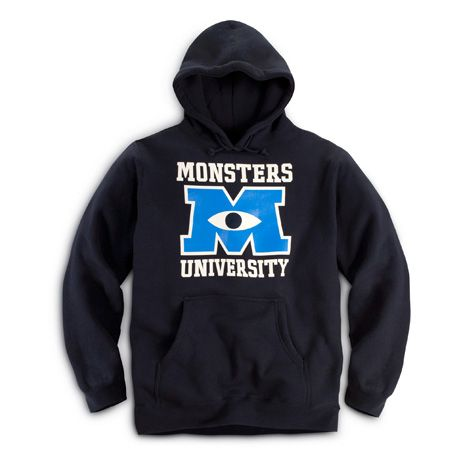 Hoodie Black | Store | Monsters University