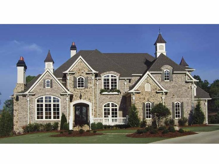 eplans french country house plan captivating curb appeal 4396 square feet and