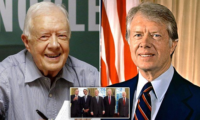 Former President Jimmy Carter has been diagnosed with cancer