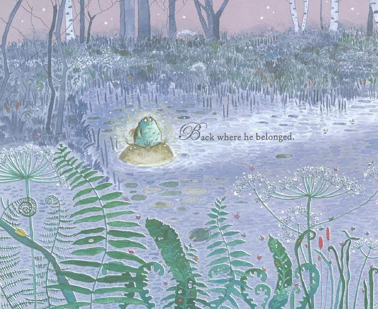 The Bog Baby - Jeanne Willis & Gwen Millward