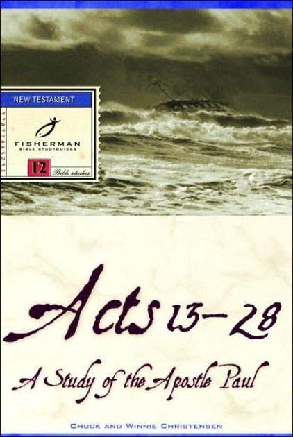 Acts 13-28 (Fisherman Bible Study)
