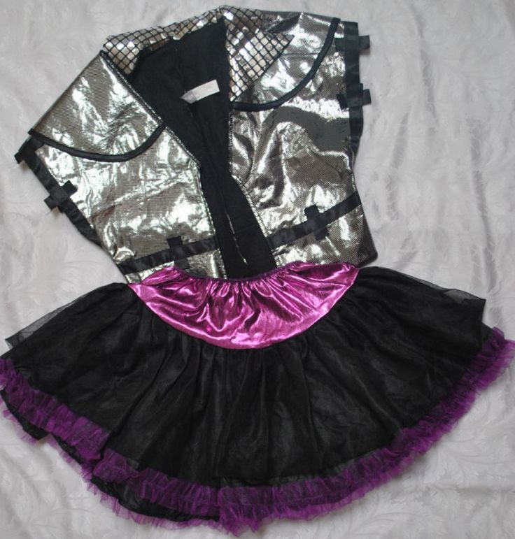 Monster High Rock Star Costume