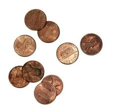 Penny backsplash pennies and create your own on pinterest for Create your own penny