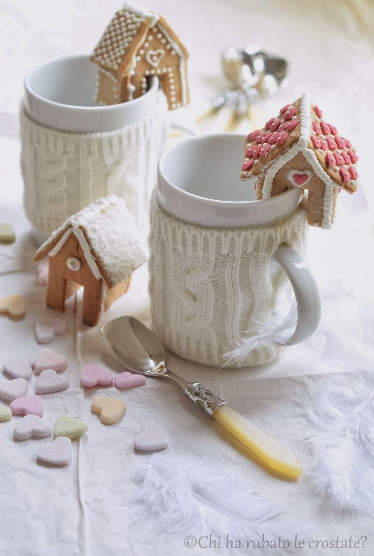 Chi ha rubato le crostate? » Blog Archive » Mini Gingerbread House