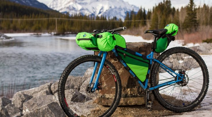 Bikepacking has become rather popular over the last couple of years, and lots of custom bag manufacturers have popped up all around the world looking to assist you with your adventures. Bikepacking bags are great for a number of reasons. Firstly, because they will fit almost any bike. Just strap it on, fill it up …