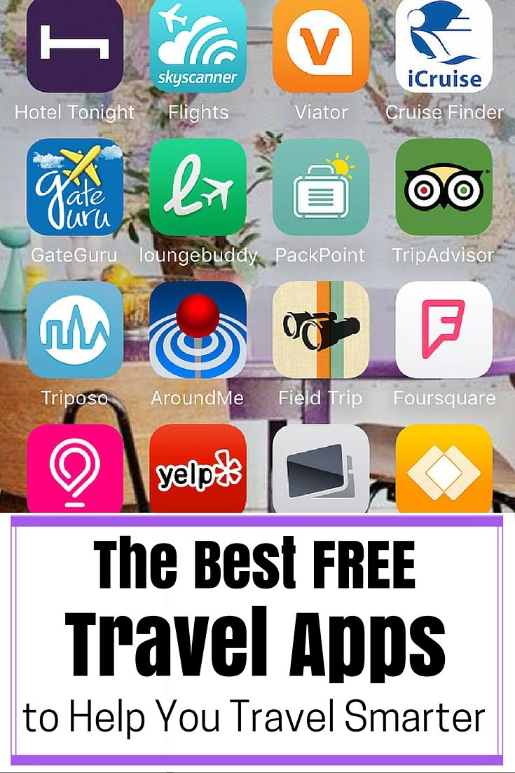 The Best Free Travel Apps to Help You Travel Smarter - The Trusted Traveller