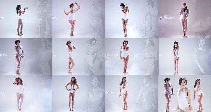 Infatisarea femeii perfecte de-a lungul istoriei. Afla cum a evoluat idealul feminin de-a lungul timpului. Citeste tot articolul: http://sugarstudio.ro/infatisarea-femeii-perfecte-de-a-lungul-istoriei/ #silueta,#frumusete,#lifestyle,#articol,#doarfete