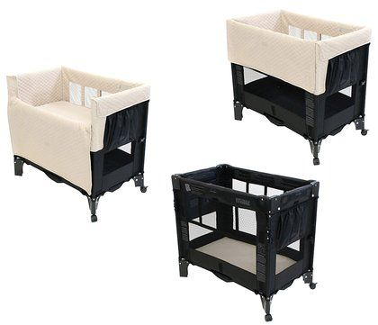 Love this! Way more sturdy than the Graco/Chicco/etc. brands of bassinets and play yards - plus the weight limits are higher.