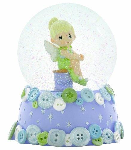 Precious Moments Disney Girl as Tinker Bell.