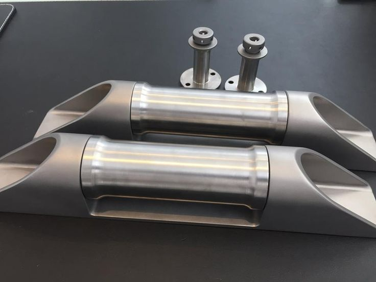 The beautiful 2016 The Superyacht Cup winner, Baltic Yachts built #Sailing #Yacht Win Win has been delivered these perfectly designed and fabricated bespoke sheet rollers. Our team specialise in design and fabrication of high quality #marinecomponents and are experts in marine & aerospace materials such as Titanium,17-ph4, Nitronic 50, Duplex 2205 and hybrid plastics. We have expertise in all yachts from superyachts to high performance #sailing #yachts.