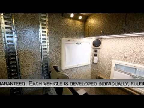 The mobile home on base MB Unimog U4000 2 - YouTube