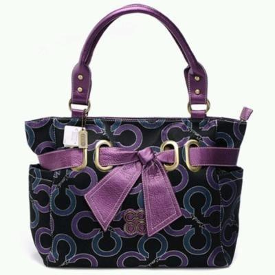 Purple coach purse | Coach !!