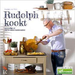 Boek Rudolph kookt van Rudolph van Veen | ISBN: 9789045206929, verschenen: 2013, aantal paginas: 340 #rudolphvanveen #kookboek #kookboeken - Met eenvoudige receptuur, basistechnieken, veel tips en aandacht voor kook- en bereidingstechnieken, is Rudolph kookt een onmisbaar kookboek dat in geen enkele keuken mag ontbreken...