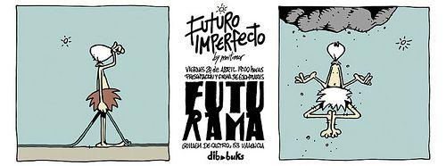 FUTURO IMPERFECTO EN FUTURAMA