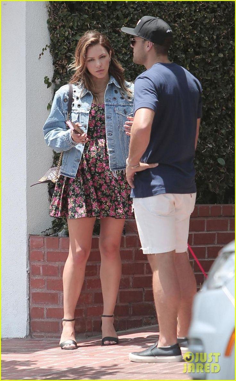 Katharine McPhee Cozies Up to New Boyfriend Nick Harborne in WeHo!