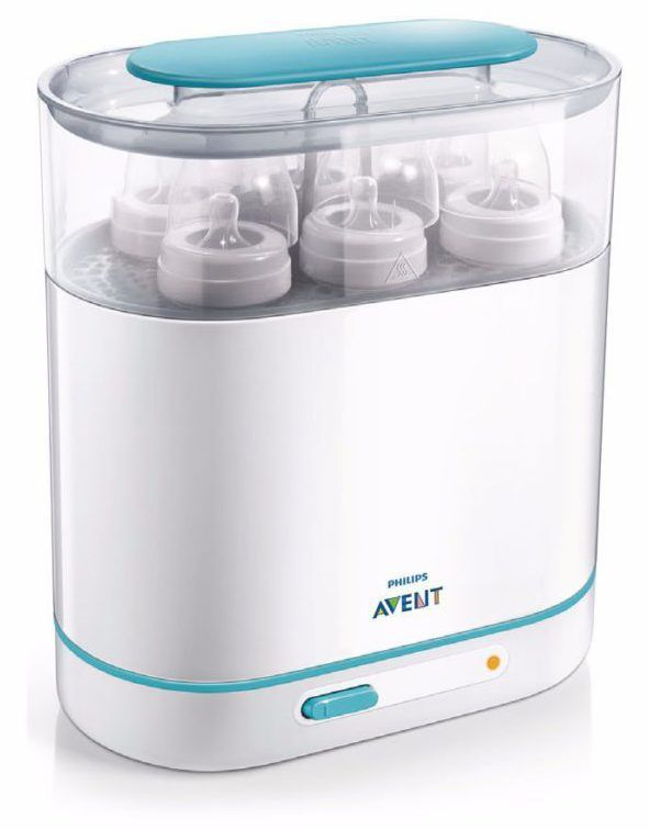 Der beste Sterilisator - AllesBeste.de Klar kann man Babyflaschen und Schnuller auch einfach im Kochtopf auskochen und sterilisieren. Aber das ist umständlich und man verbrennt sich gern mal die Finger. Was taugen elektrische Sterilisatoren und solche für die Mikrowelle? http://www.allesbeste.de/test/der-beste-sterilisator/ #AllesBeste #Test #Baby #MAM #NUK #PhilipsAvent #Reer #Sterilisator #Vaporisator