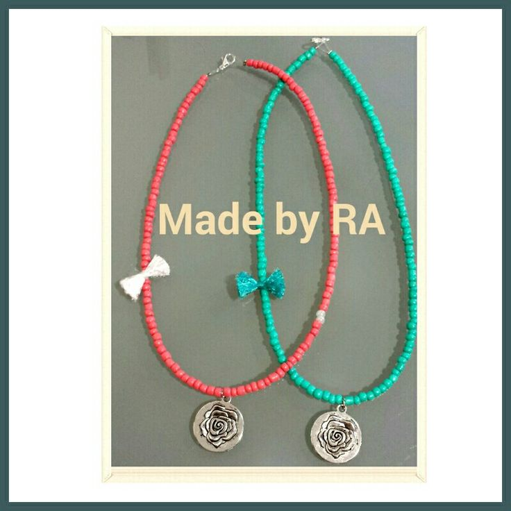 Colares Made by RA  Encomendas : rmba77@gmail.com  www.facebook.com/madebyra