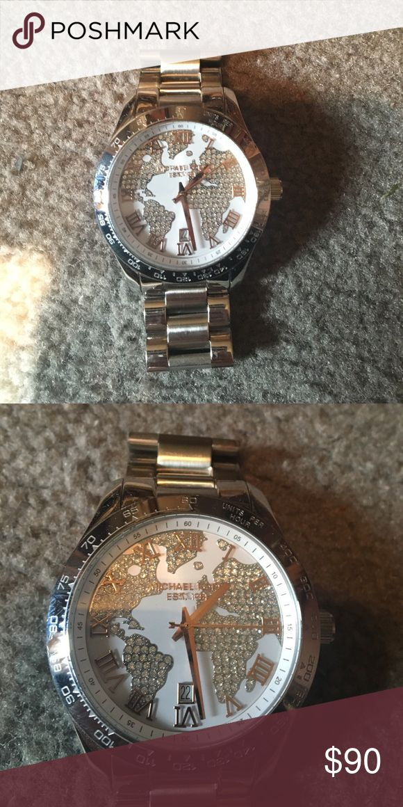 michael kors watch battery size