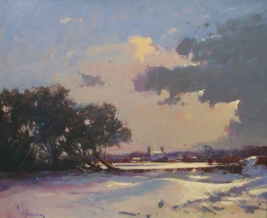 Peter Wileman Fine Art Paintings | Opening Exhibition - Peter Wileman PROI FRSA ARSMA