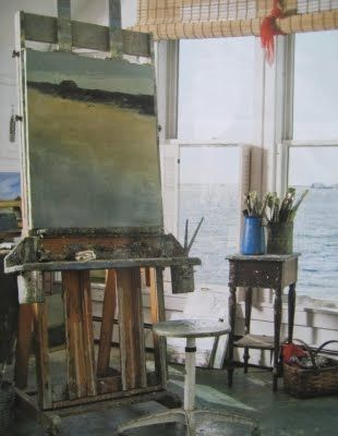 studio. #painting #studios