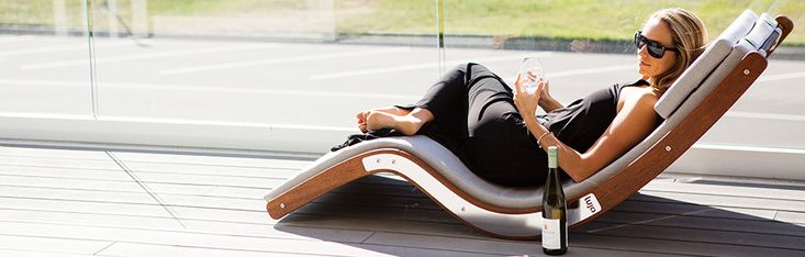 Sun Lounger Online, Buy Outdoor Sun Lounger Chairs - Lujo | Page 1