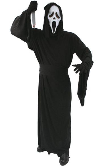 Halloween Scream Costume Kit   Jokers Masquerade