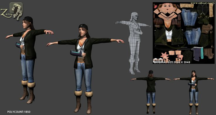 Always check these factors before making your call on 3D character modeling for your video game. You will be happy with your decision. visit - http://zatun.com/game-art-services/3d-character-modeling/