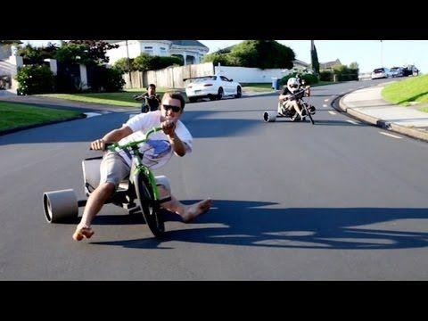 Trike Drifting