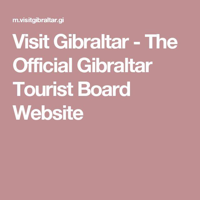 Visit Gibraltar - The Official Gibraltar Tourist Board Website