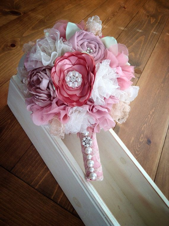 Blushing Bowquet ready to ship by JensBowdaciousBows on Etsy, $245.00