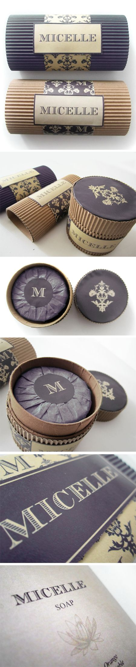 Micelle Soap by Maurizio Pagnozzi #packaging #design