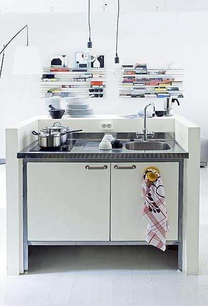 Jouw kookboeken dicht bij de hand in de keuken!