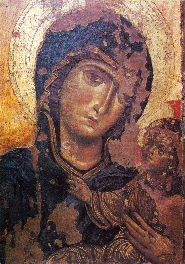 Icona di Andria del sec. XIII